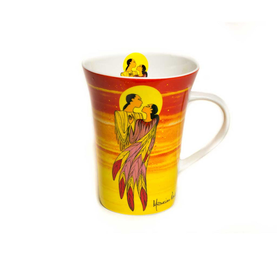 'The Embrace' mug by Maxine Noel