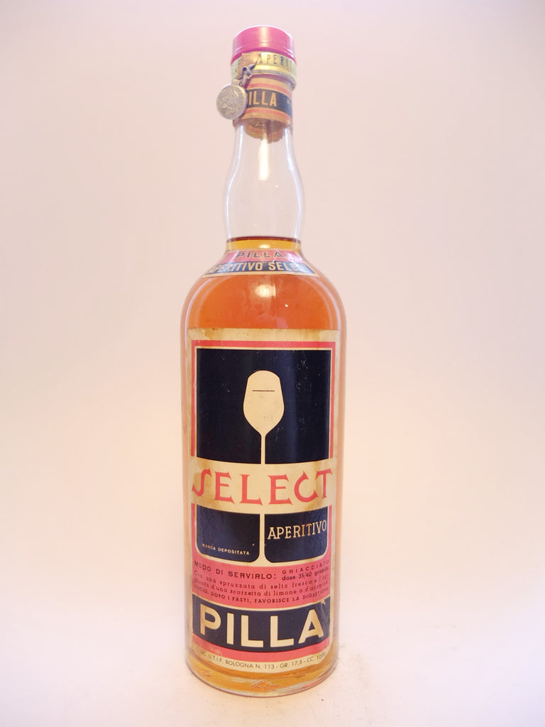 Pilla Aperitivo Select - 1949-1959 (17.5%, 100cl)