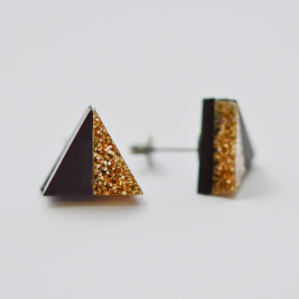 Geometric Shimmer, Sparkle & Shine Earrings Set