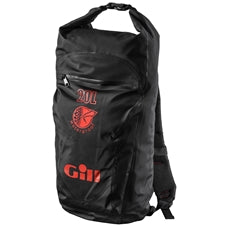 Gill Waterproof Backpack - Jet Black