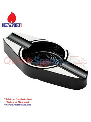Cigar Ashtray - Large , Smoking Accessory - Newport Butane, AllGlass.com
