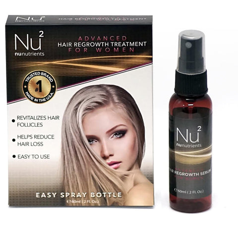 NuNutrients Advanced Hair Regrowth Treatment for Women