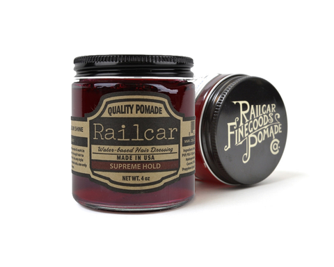 Railcar Supreme Hold Pomade