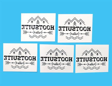 Tattoos (Pack of 5)
