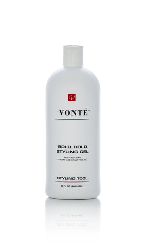 Bold Hold Styling Gel 32oz