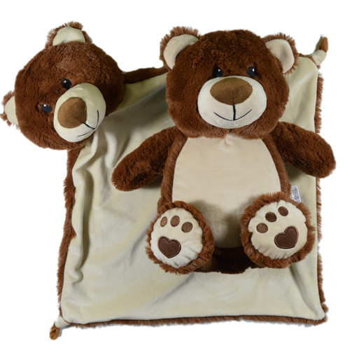 Bear- brown SET