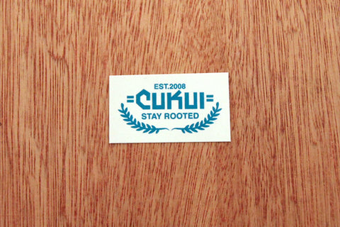 Mini Stay Rooted Sticker