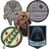 Star Wars Patch Series 2