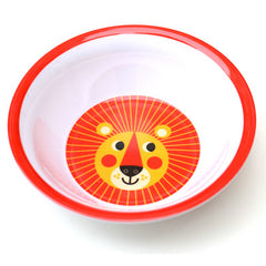 Melamine bowl lion by Ingela P Arrhenius for Omm Design