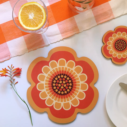 Flower Power Design - Placemat