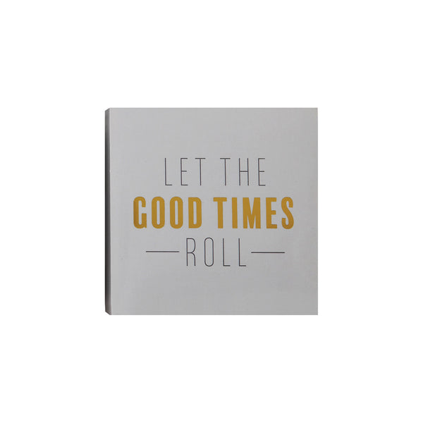 Let The Good Times Roll Matchbox