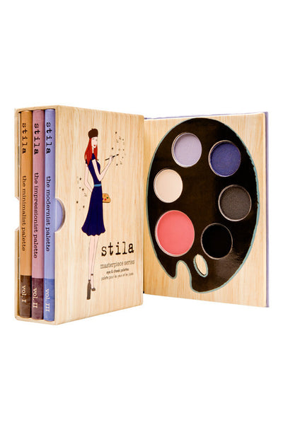 Stila - Masterpiece Series Eye & Cheek Palettes