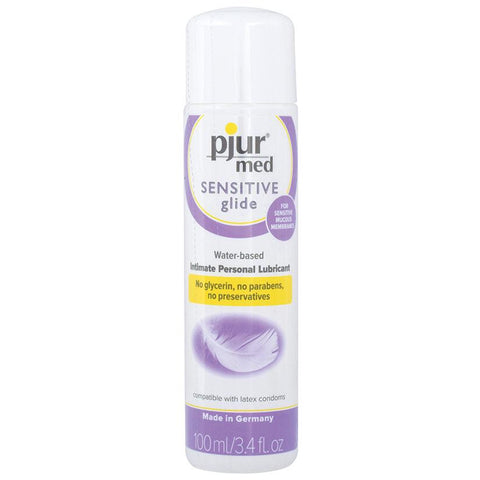 Pjur Med Sensitive Glide Intimate Lubricant 3.4oz
