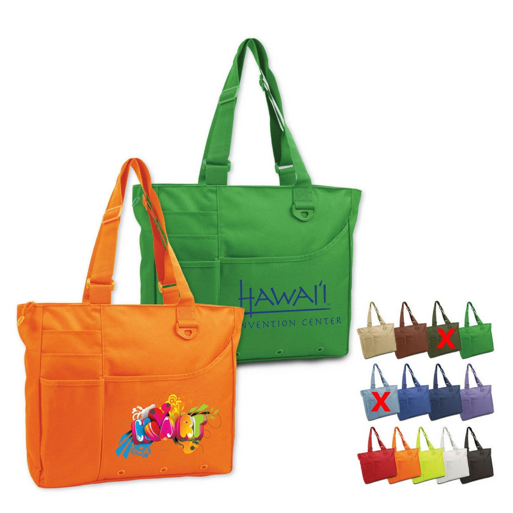 Recycled Tote Bags 11 Colors