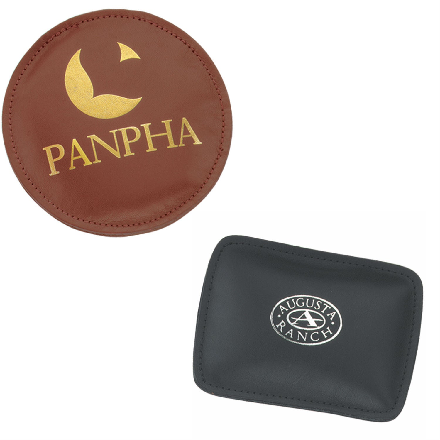 Genuine Leather Paperweights