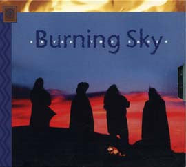 Burning Sky-Enter the Earth