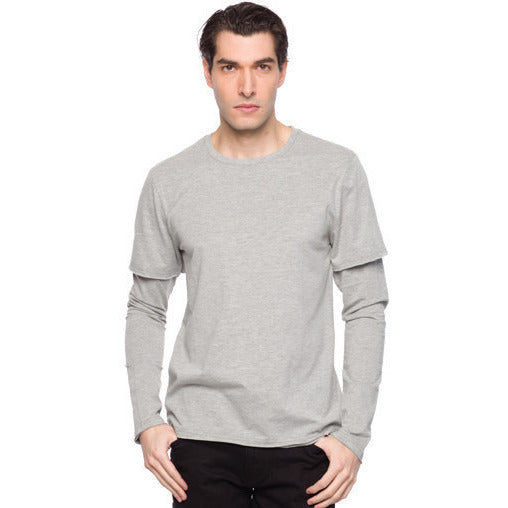 Lee-6049 - Double Sleeve(2fer) T-Shirts - Anonymous L.A. - 2