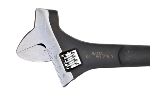 Rastall Hammer Head Adjustable Spud Wrench