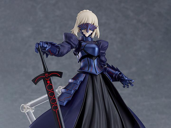 Fate/Stay Night figma No.432 Saber (Alter) 2.0