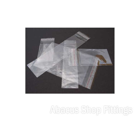 CELLOPHANE BAG 170MM X 190MM Pkt/100