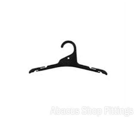 SHIRT HANGER BLACK - L17(CARTON/275)