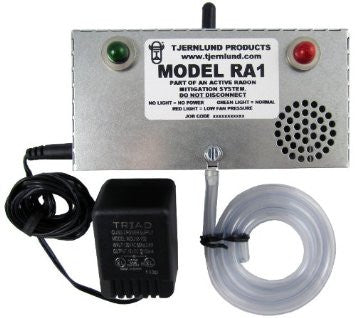 Fan Failure Alarm Model RA1