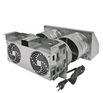 XCHANGER™ Reversible Basement Fans Model X2R