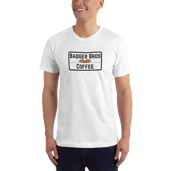 Badger Bros Coffee Unisex T-Shirt