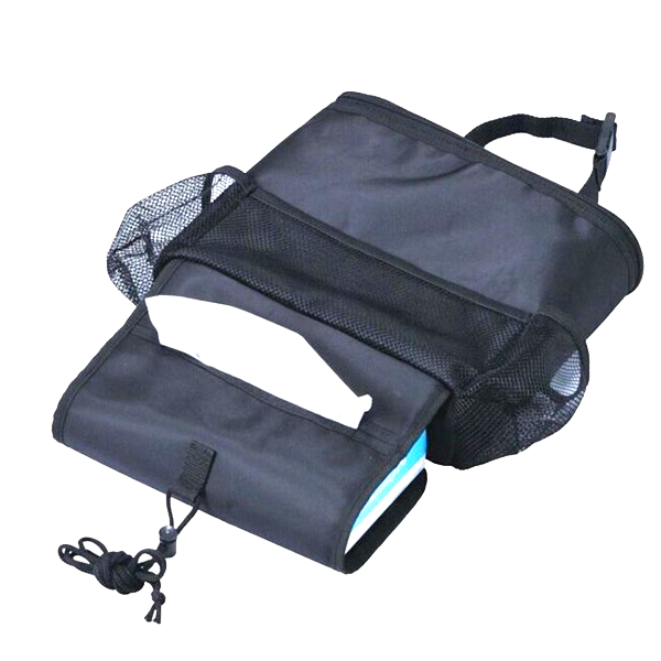 Multi-Functional Car Back Seat Insulation Bag & Organizer