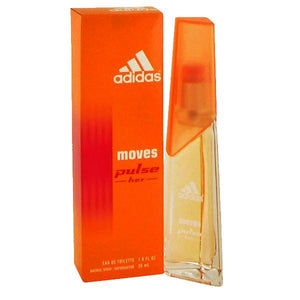 "Health & Beauty - ADIDAS ""Moves Pulse"" Eau De Toilette Fragrance For Her"