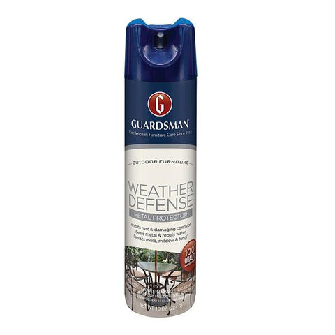 Outdoor - Guardsman Weather Defense Outdoor Metal Protector - Inhibits Rust And Water Stains!