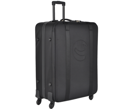 REACH and BIRDY travel luggage case