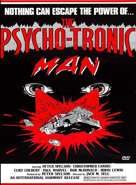 Movie Buffs Forever DVD The Psychotronic Man (1979) Cult Classic