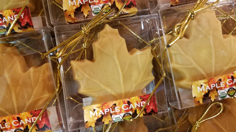Vermont Maple Candy - Certified Organic