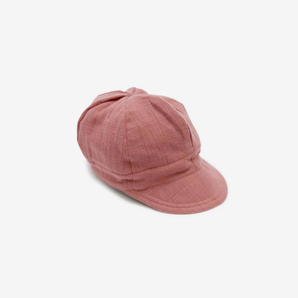 Newsboy Cap - Dusty Cedar
