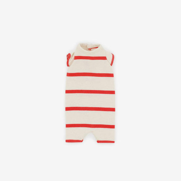 Hazel Village Dolly Romper - Cozy Lodge Stripe