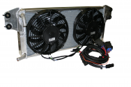 Afco Heat Exchanger with fans
