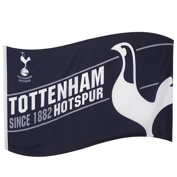 Tottenham Hotspur Flag, Supporter - Accessories, Taylors - Football Galaxy