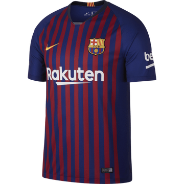 Barcelona FC Adults Home Jersey - 2018/19