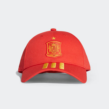 adidas Spain World Cup Cap Red/Gold, Supporter - Accessories, ADIDAS - Football Galaxy
