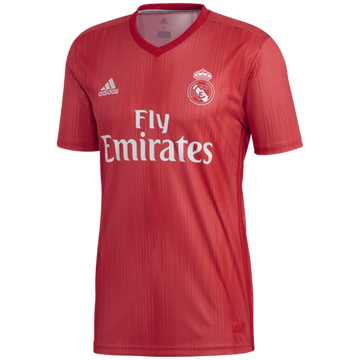 Real Madrid Adults 3rd Jersey - 2018/19