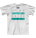 Live Fast - Drive Slow (ver.1)