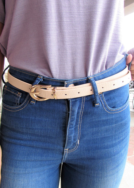 Women's Belt- Thin Belt
