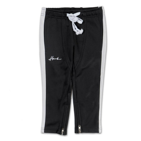 Brody Track Pant (Black/White) - Haus of JR