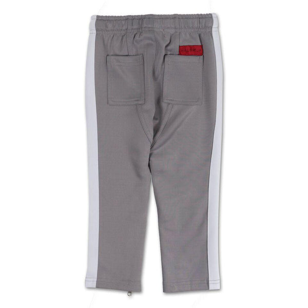 Brody Track Pant (Grey/White) - Haus of JR