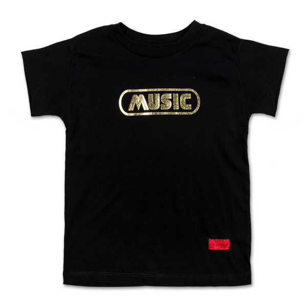 Music Graphic Tee - Haus of JR