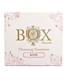Rosewater Cleansing Towelettes