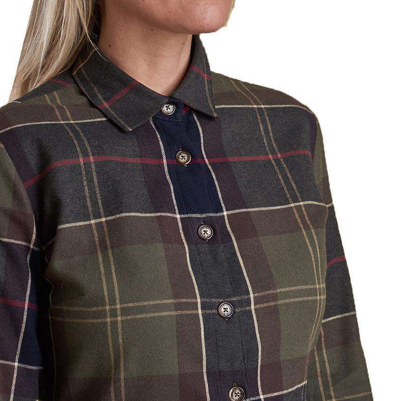 Dresses - Rannoch Dress In Classic Tartan By Barbour