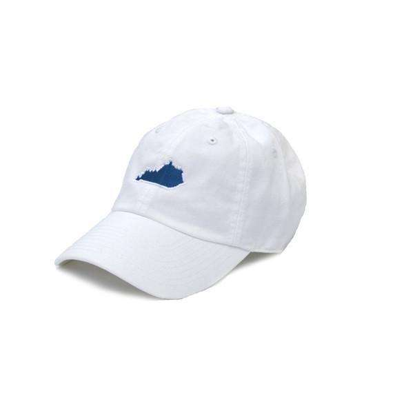 Hats/Visors - KY Lexington Gameday Hat In White By State Traditions