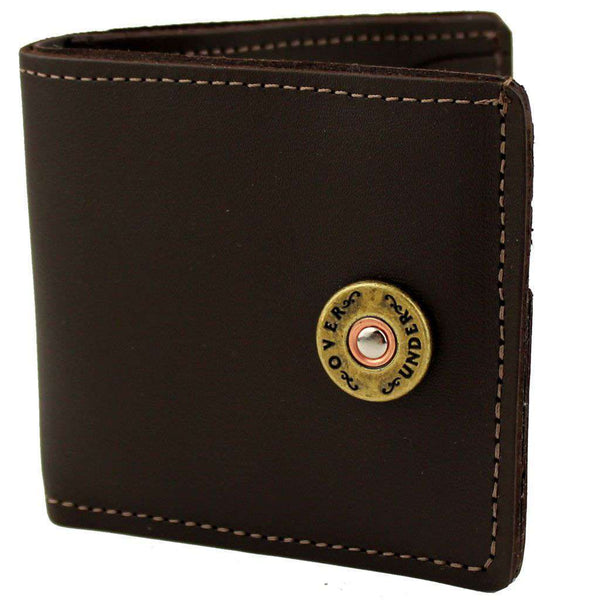 "Wallets - ""The Traditionalist"" Bi-Fold Wallet By Over Under Clothing"
